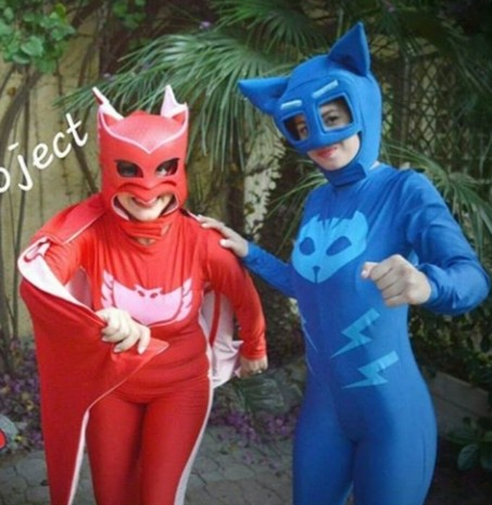 Owlette and Catboy